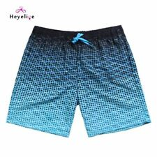 Surfing Board Shorts Quick Dry Beach Bathing Short Men Blue Board Shorts