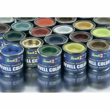 Revell  Enamel Paints Numbers 1 to 39.