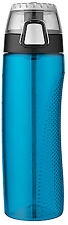 Thermos HP4100TLTRI6 24-oz. Blue Hydration Bottle With Rotating Intake Meter -