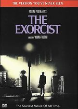 The Exorcist: The Version Youve Never Seen (DVD, 2000)   FREE SHIPPING