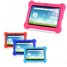 XGODY 7'' KIDS ANDROID 4.4 TABLET PC QUAD CORE HD WIFI CHILDREN PAD BUNDLED CASE