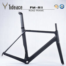 T800 Full Carbon Fiber Road Bike Frames 700C Aero Carbon Racing Bicycle Frameset