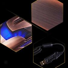 2000DPI 6 Buttons LED USB Optical Wired Gaming Mouse For Gamer Laptop PC