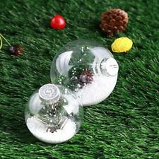 Christmas Tree Hanging Clear Ball Decorations Xmas Home Ornament 2-6""