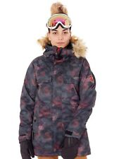 686 Camo Rose Print Dream Insulated Womens Snowboarding Jacket