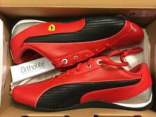 NEW PUMA FERRARI DRIFT CAT 5 SF ROSSO CORSA RED BLACK 304946-04 SHOE MEN SIZES