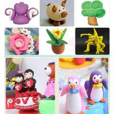 Mixed Color Set Oven Bake Soft Polymer Clay Modelling Moulding DIY Toys Gift