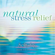 DAN GIBSON - Natural Stress Relief Dan Gibsons Solitudes - CD - *SEALED/NEW*