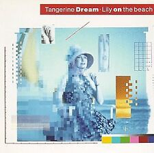 TANGERINE DREAM - Lily On Beach - CD - Import - **Mint Condition**