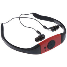 4GB Waterproof Mp3 Music Player Headphone FM Radio for Swimming Surfing
