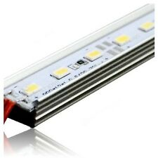 DIY DC 12V 50cm 0.5M LED Rigid Strip 5630 SMD Car Bar Light Lamp Aluminum Shell