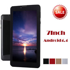 7 Inch Touch 3G WIFI Quad Core Tablet PC HD 8GB Android 4.4 Bluetooth GPS PC PC