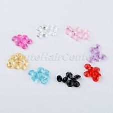 Wedding Party Decoration Scatter Table Crystals Diamond Acrylic 6mm 1000pcs/Pack