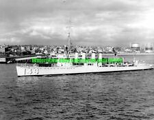 USN Destroyer USS Elliot DD-146 Black n White Photo  Military 1933 DD 146