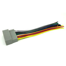 CAR RADIO CHRYSLER DODGE JEEP WIRING HARNESS WIRE ADAPTER SK6502-11