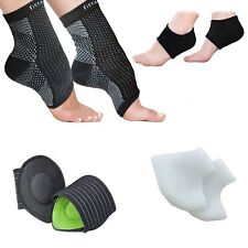 Foot Sleeve (1 Pair), Plantar Fasciitis Heel Protectors Arch Support Therapy