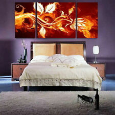 Modern Abstract Huge Art Oil Painting Canvas