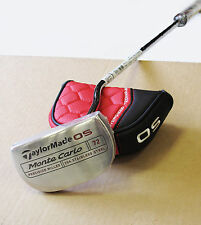 """Brand New TaylorMade OS Monte Carlo Putter, 33"""" Come with Headcover"""