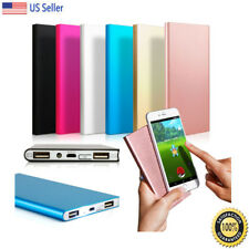 20000mAh Portable External Battery Power Bank Charger for Samsung Iphone LG