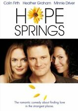 Hope Springs - DVD - Color Surround Sound Dolby Widescreen Digital Sound NEW