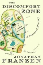 DISCOMFORT ZONE A PERSONAL HISTORY By Jonathan Franzen **BRAND NEW**
