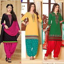 Salwar Kameez Designer Bollywood Patiala Suit Indian Pakistani Ethnic Dress MK