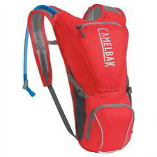 Camelbak Rogue Red-Silver Backpack