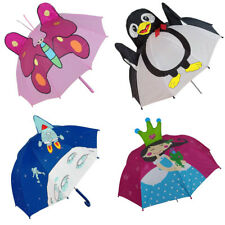Children Umbrella Children Umbrella Princess astronaut butterfly penguin