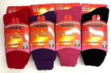 Women's Ladies Heat Control Thermal Insulated Socks Winter Warmth Thick Socks