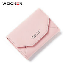 Ladies Small Purse Wallet Envelope Shape Women Slim Wallet Hasp Coin Pocket Gift