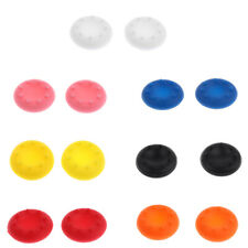 2 Pieces Silicone Controller Thumb Grips Cap Cover for PS4 PS3 Xbox360 One