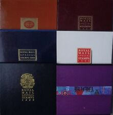 1984-1999 Royal Mail Special Stamps Year Book - Choice of Year All Complete