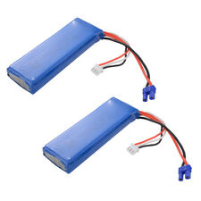 1x/2x 7.4V 2700mAh 30C Lipo Battery Replacement for Hubsan H501S RC Quad Drone