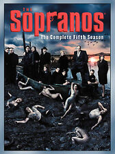 The Sopranos - The Complete Fifth Season (DVD, 2005, 4-Disc Set)