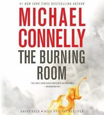 The Burning Room by Michael Connelly (2014, CD, Unabridged)Brand new sealed