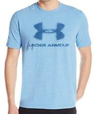 Under Armour Men's UA HeatGear Chalked Logo Loose Fit Graphic T Shirt - NWT