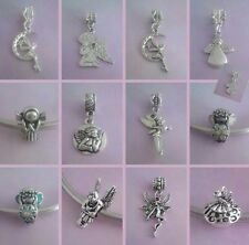 ~ Fairy & Angel Style Charms ~ FOR CHARM BRACELETS ~ 99p Each ~Organza Gift Bag~