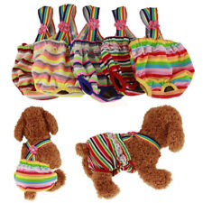 Pet Dog Puppy Suspender Strap Sanitary Pants Underwear Cloth Diaper Pet Supplies