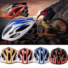 Unisex Adult Adjustable Ultralight MTB Cycling Road Bike Safety Bicycle Helmet
