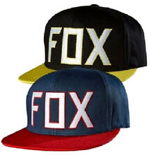 New Fox Racing Assist Mens Casual Snapback One Size Cap MX Motocross Moto Hat