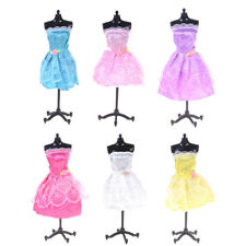 1PCS Fashion Princess Party Dress/Evening Clothes/Gown For Barbie Doll Gifts BH
