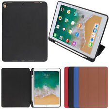 "PU Leather Folio Case Cover Pouch Stand for Apple Pencil & iPad Pro 10.5"" 12.9"""