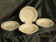 MIKASA Stoneware FRENCH COUNTRYSIDE F9000 Set of 4 SOUP CEREAL BOWLS~Mint/NEW