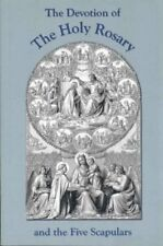 DEVOTION OF HOLY ROSARY AND FIVE SCAPULARS By Michael Muller C.ss.r. *BRAND NEW*