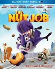 Nut Job [2 Discs] [Includes Digital Copy] [Ul (Blu-ray Used Like New) BLU-RAY/WS