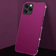 For iPhone 11 Pro Max XR XS 7 8 Luxury Bling Shockproof Soft Silicone Case Cover