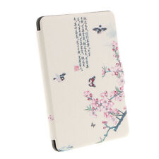 Flip Case Cover For Amazon Kindle Paperwhite E-reader PU Leather Protector