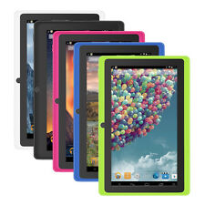 "7"" Q88 Tablet PC Android4.4 A33 8G Capacitive Screen WIFI cheap wholesale Tablet"