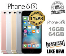 Apple iPhone 6S 64GB Verizon Wireless 4G LTE 12MP Camera iOS Smartphone US TOP+