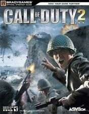 CALL OF DUTY 2 OFFICIAL STRATEGY GUIDE By Bradygames *Excellent Condition*
